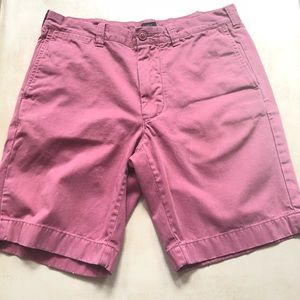 J. Crew Stanton Shorts in Rose Color